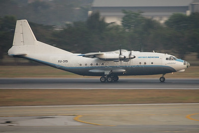 XU-315   Antonov An-12B   Imtrec Aviation