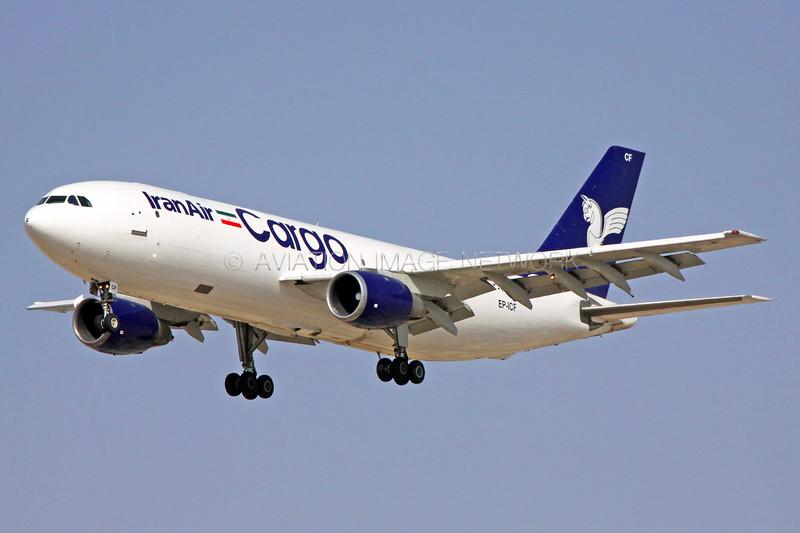 EP-ICF | Airbus A300B4-203(F) | Iran Air Cargo
