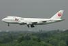JA8169   Boeing 747-246B/SF   JAL Cargo