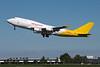 N740CK | Boeing 747-4H6(BCF) | Kalitta Air (DHL)