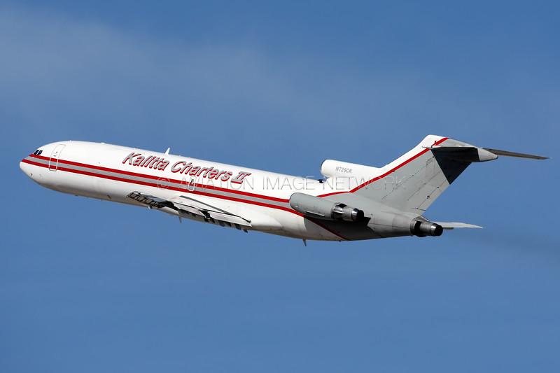 N726CK | Boeing 727-2M7/Adv(F) | Kalitta Charters II