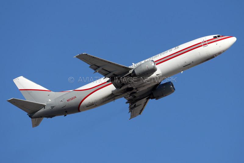 N732CK   Boeing 737-405(SF)   Kalitta Charters II