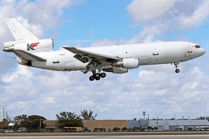 C-GKFT | McDonnell Douglas DC-10-30F | Kelowna Flightcraft