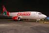5Y-KQD | Boeing 737-3U8(SF) | Kenya Airways Cargo