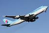 HL7467 | Boeing 747-4B5F/SCD | Korean Air Cargo