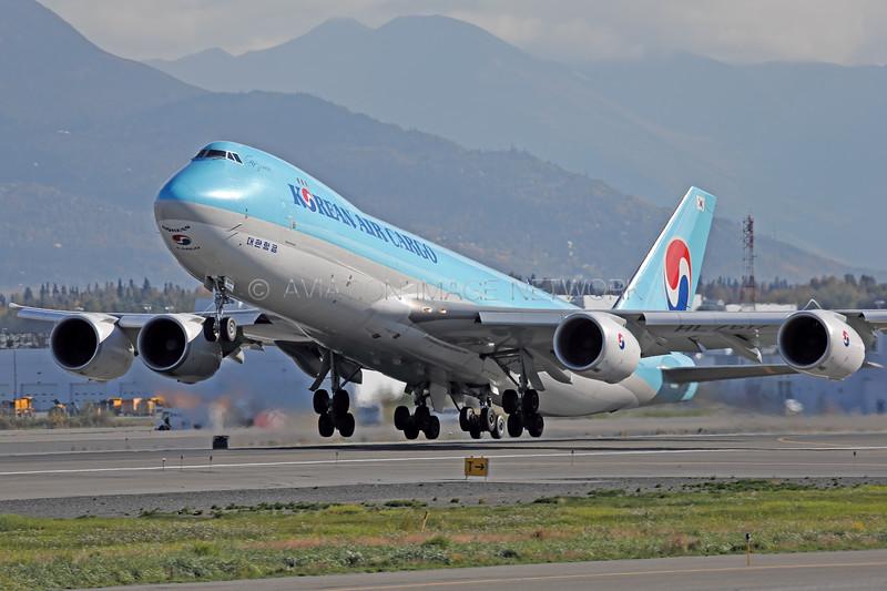 HL7617   Boeing 747-8HTF/SCD   Korean Air Cargo