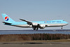 HL7609 | Boeing 747-8HTF/SCD | Korean Air Cargo