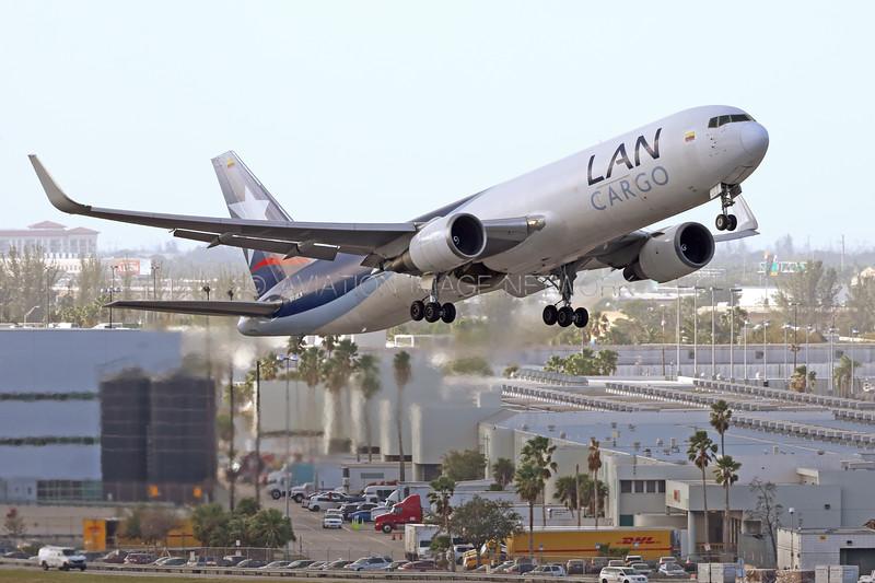 N416LA | Boeing 767-316F(ER) | LAN Cargo
