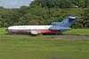 TU-TAB | Boeing 727-223F | Lankan Cargo