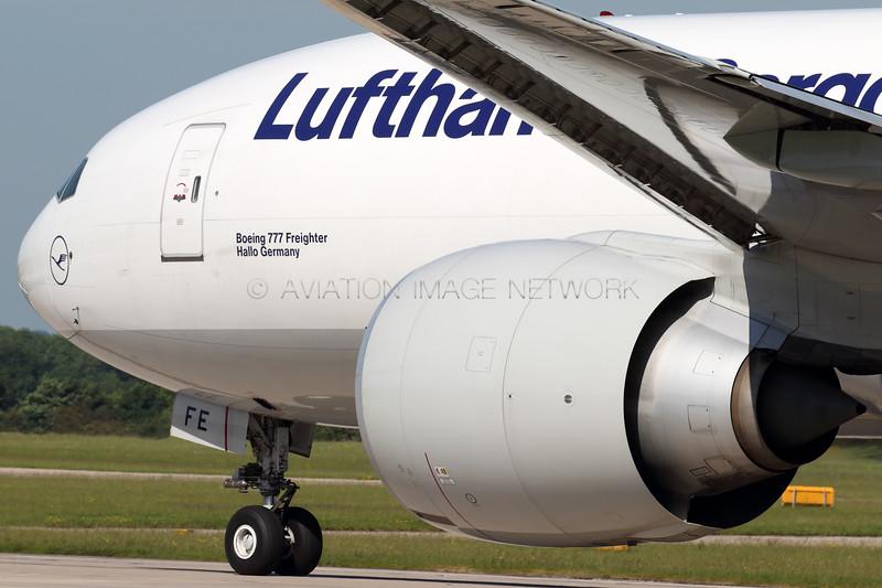 D-ALFE | Boeing 777-FBT | Lufthansa Cargo
