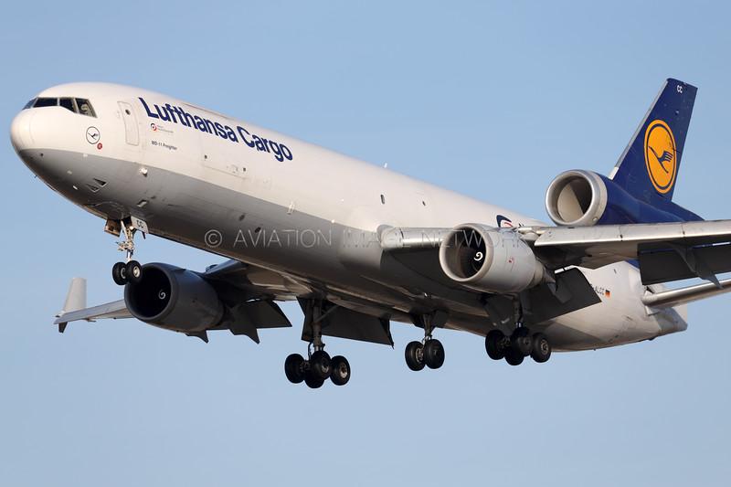 D-ALCC   McDonnell Douglas MD-11F   Lufthansa Cargo