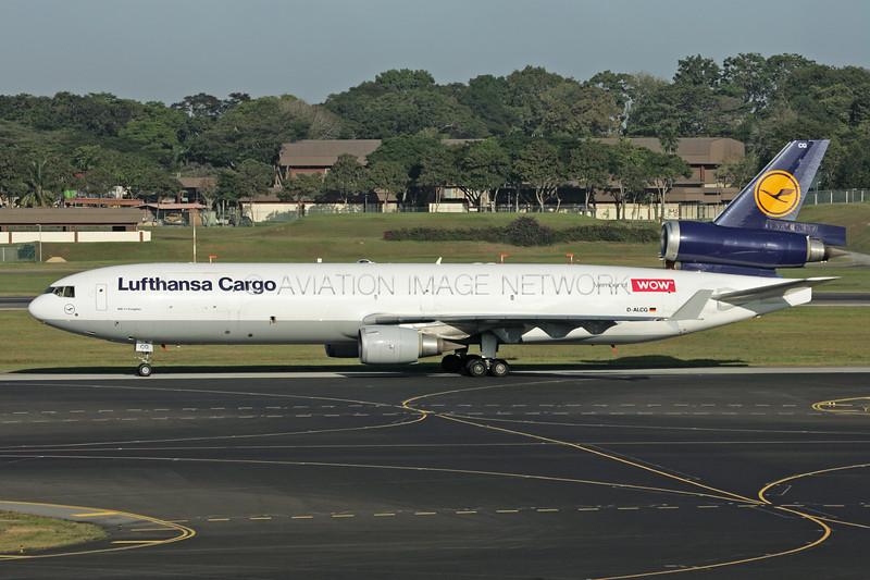 D-ALCG   McDonnell Douglas MD-11F   Lufthansa Cargo