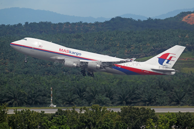 9M-MPR | Boeing 747-4H6F/SCD | MASkargo