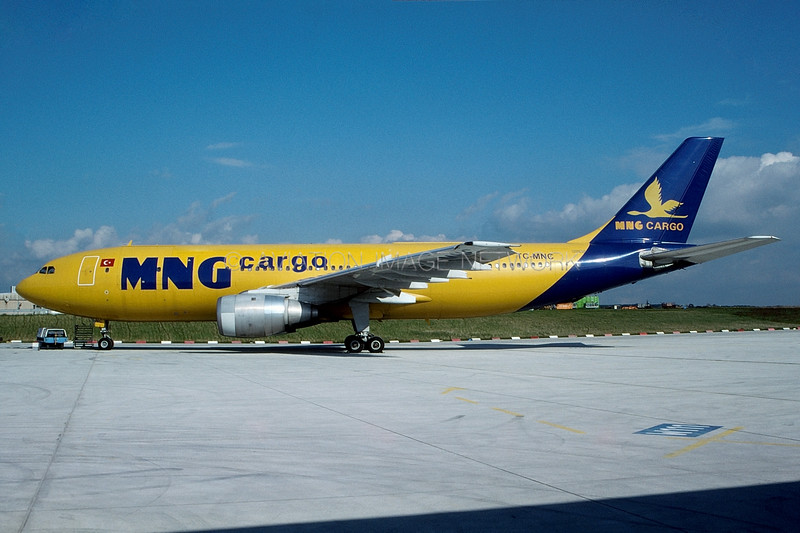 TC-MNC | Airbus A300B4-203(F) | MNG Cargo