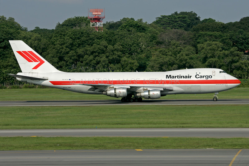 PH-MCN   Boeing 747-228F   Martinair Cargo