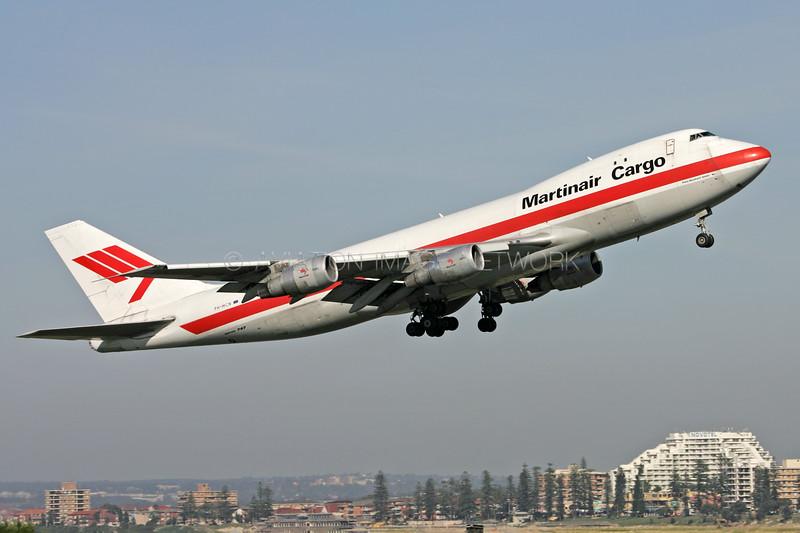 PH-MCN | Boeing 747-228F/SCD | Martinair Cargo