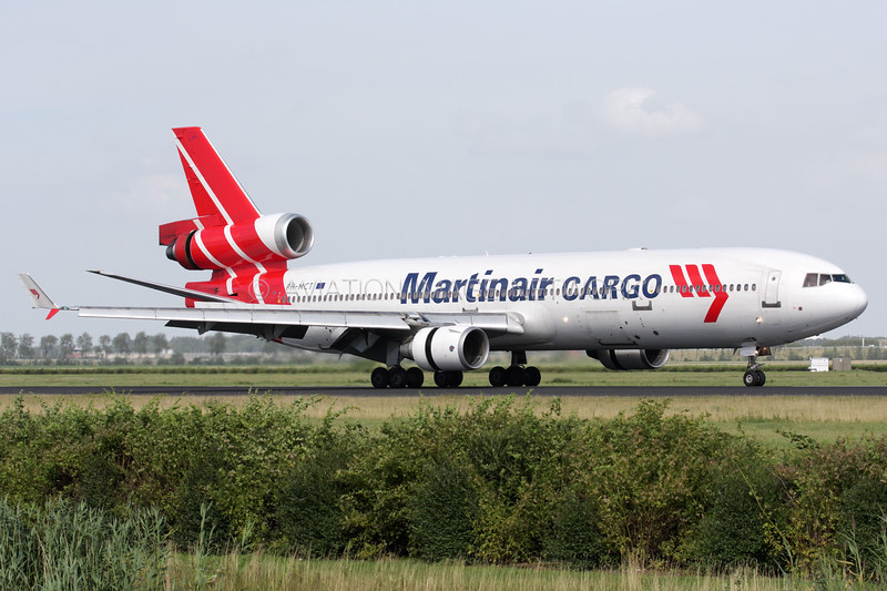 PH-MCT | McDonnell Douglas MD-11F | Martinair Cargo