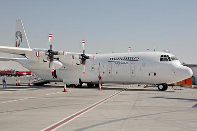 A6-MAC | Lockheed L-100-30 Hercules | Maximus Air Cargo
