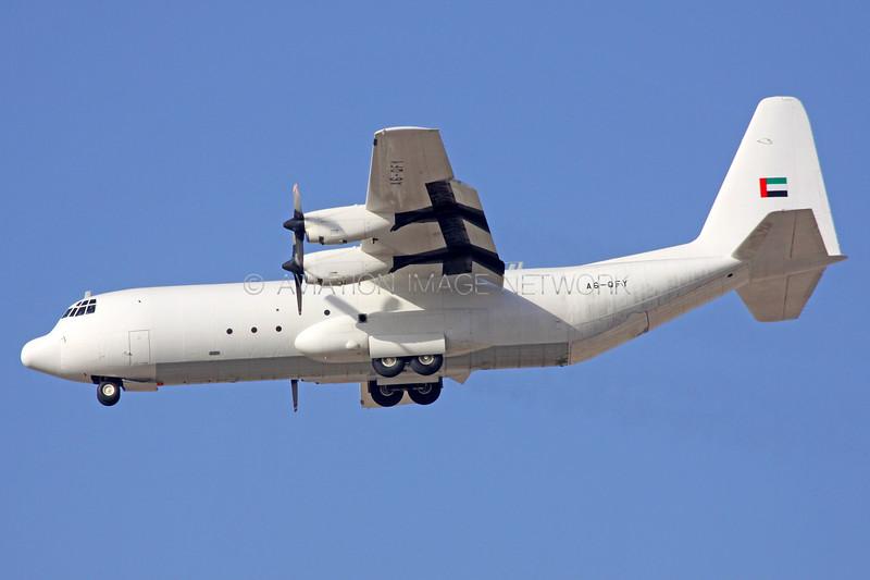 A6-QFY | Lockheed L-100-30 Hercules | Maximus Air Cargo