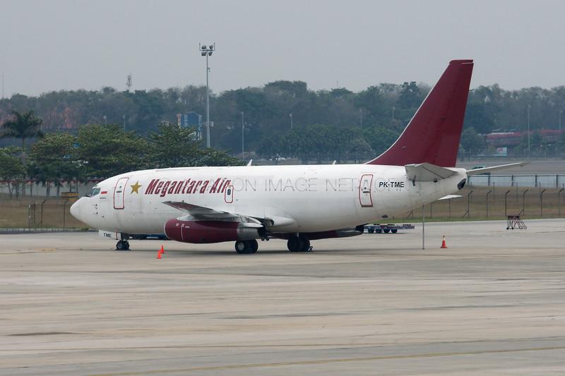 PK-TME   Boeing 737-209(A)(F)   Megantara Air