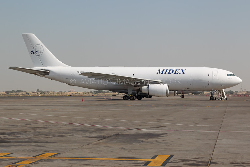 A6-MDA | Airbus A300B4-203(F) | Midex Airlines