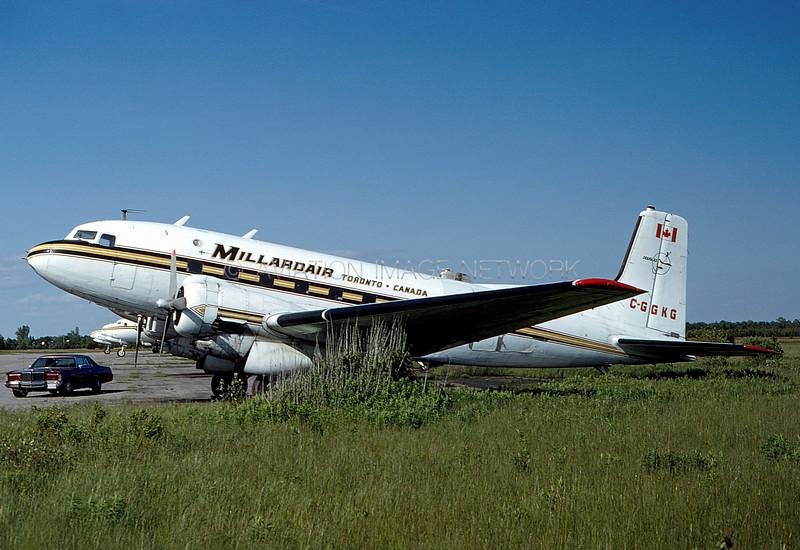 C-GGKG | Douglas DC-3S | Millardair