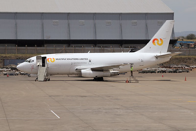5Y-MSA   Boeing 737-244(Adv)(F)   Multiple Solutions Limited