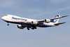JA13KZ | Boeing 747-8KZ/F | NCA - Nippon Cargo Airlines