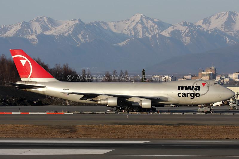 N644US | Boeing 747-212F/SCD | Northwest Airlines Cargo