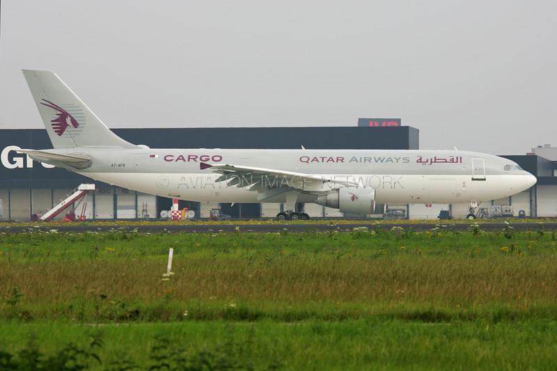 A7-AFB | Airbus A300B4-622R(F) | Qatar Airways Cargo