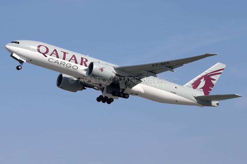 A7-BFF   Boeing 777-FDZ   Qatar Airways Cargo