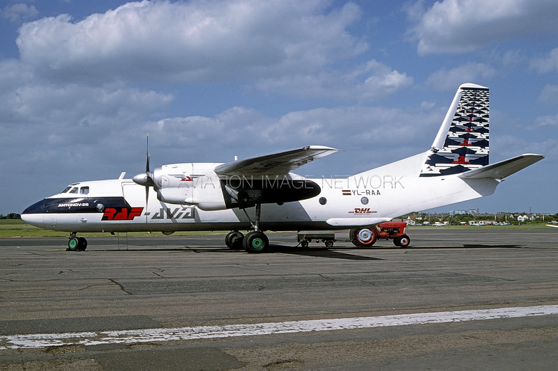 YL-RAA | Antonov An-26B | RAF-AVIA