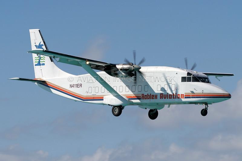 N411ER | Short 360-100 | Roblex Aviation