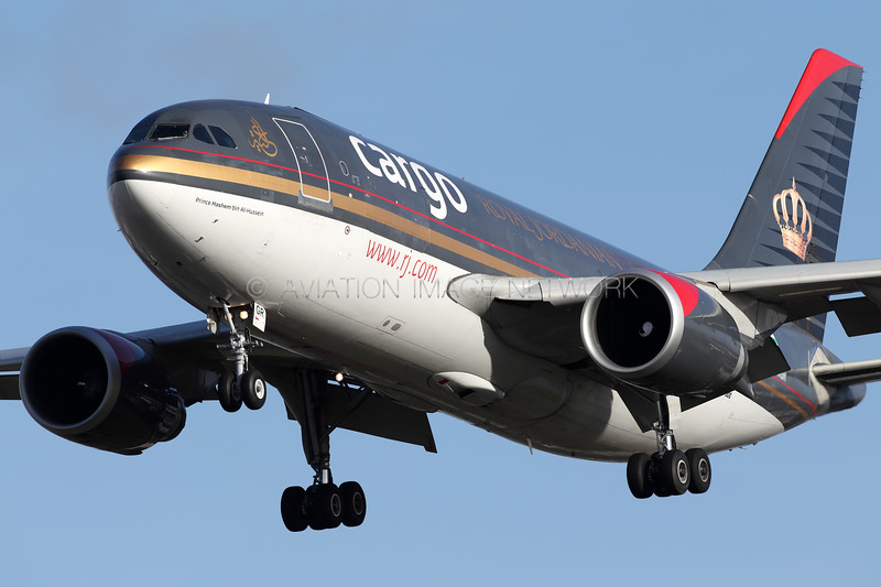 JY-AGR | Airbus A310-304F | Royal Jordanian Cargo