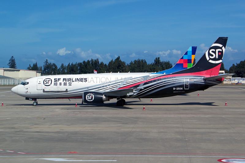 B-2506   Boeing 737-429(SF)   SF Airlines