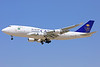 TC-ACF   Boeing 747-481/BDSF   Saudia Cargo (ACT Airlines)