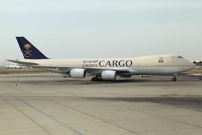 HZ-AI3 | Boeing 747-87U/F | Saudi Arabian Cargo
