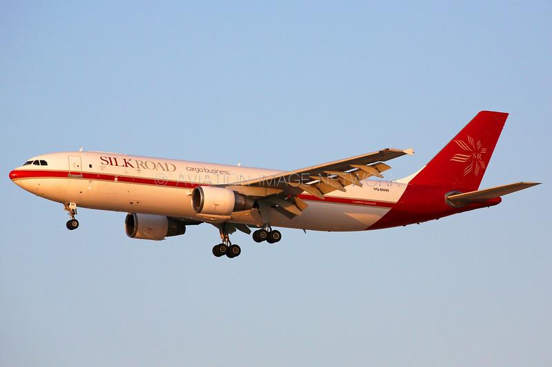 VQ-BNW   Airbus A300B4-622RF   Silk Road Cargo Business