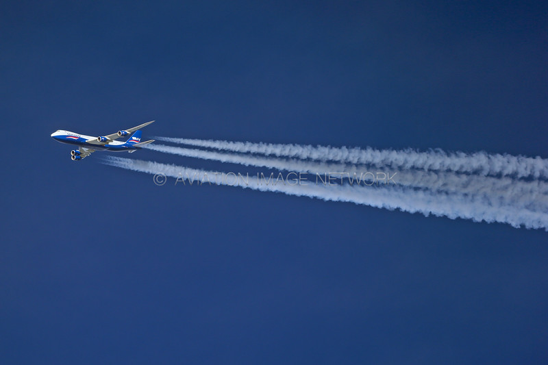 VQ-BVB | Boeing 747-83QF | Silk Way Airlines