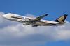 9V-SFK | Boeing 747-412F/SCD | Singapore Airlines Cargo