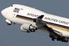 9V-SFP | Boeing 747-412F/SCD | Singapore Airlines Cargo