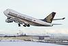 9V-SFO | Boeing 747-412F/SCD | Singapore Airlines Cargo