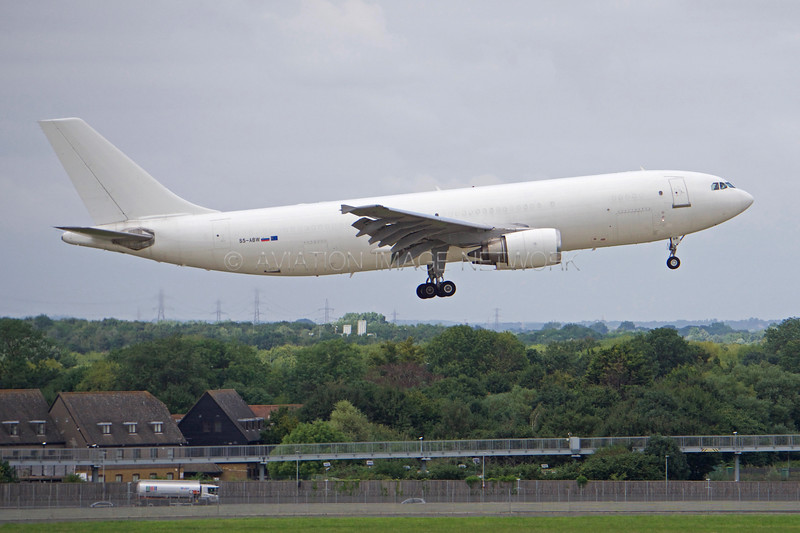 S5-ABW | Airbus A300B4-605R(F) | Solinair