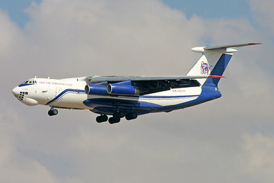 EK-76717   Ilyushin Il-76TD   South Airlines (Armenia)