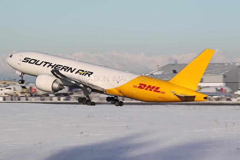N777SA | Boeing 777-FZB | Southern Air (DHL)