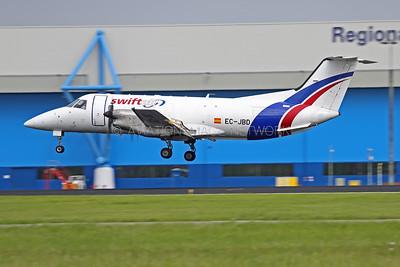 EC-JBD   Embraer EMB-120FC Brasilia   Swiftair
