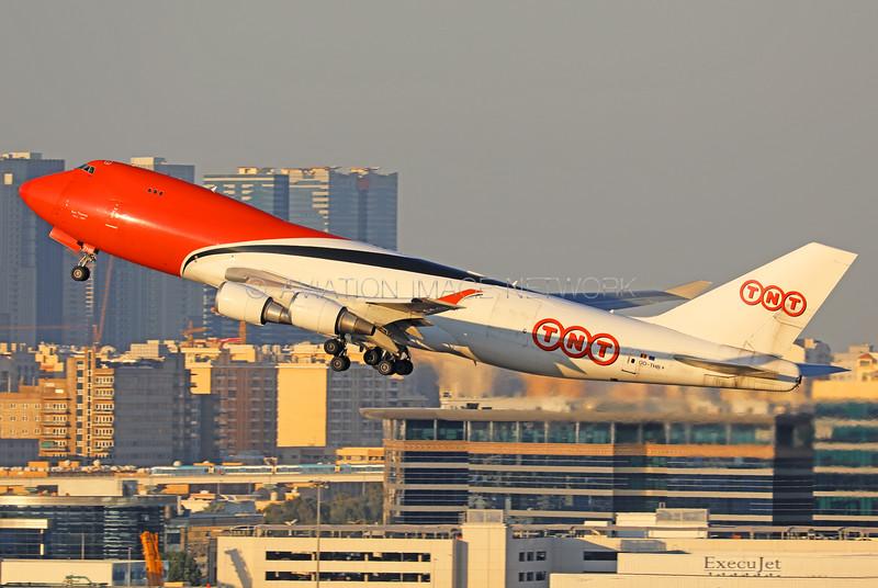OO-THB   Boeing 747-4HAF/ER   TNT Airways