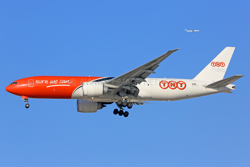 OO-TSA | Boeing 777-FHT | TNT Airways