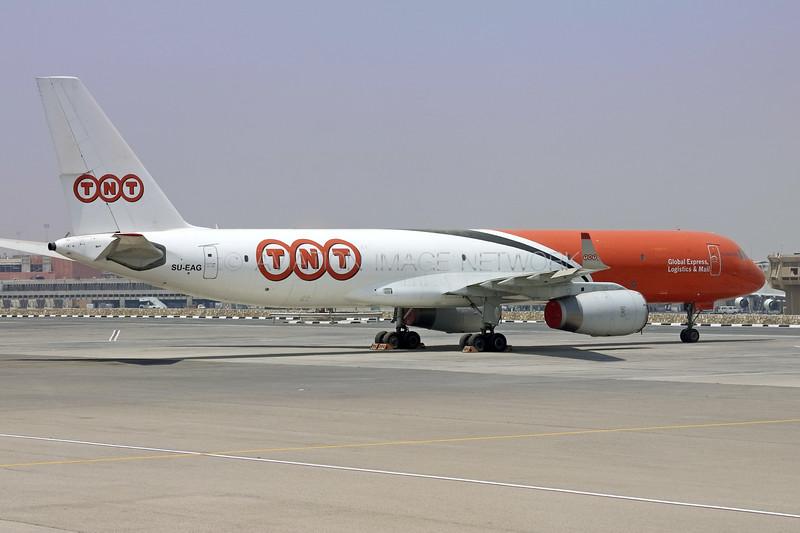 SU-EAG | Tupolev Tu-204-120C | TNT Airways (Cairo Aviation)