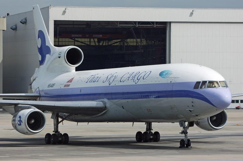 HS-AXF | Lockheed L-1011-1F TriStar | Thai Sky Cargo
